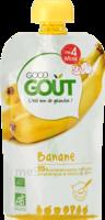 Good Goût Alimentation infantile banane Gourde/120g à Paris