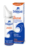 Stérimar Nez Bouché Solution Nasale Adulte Fl Pulv/100ml à Paris