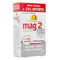 Mag 2 24h Comprimés Lp Nervosité Et Fatigue B/45+15 Offert à Paris