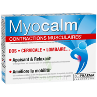 Myocalm Comprimés Contractions Musculaires B/30 à Paris