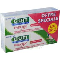 Acheter Gum Paroex Gel dentifrice 2T/75ml à Paris