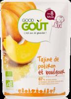 Good Goût Alimentation Infantile Tajine De Potiron Boulgour Sachet/190g à Paris